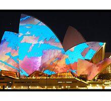 Sydney Opera House at Night by Gary Brant  Photography