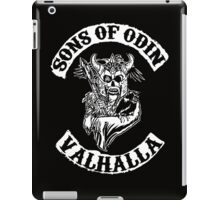 Sons of Odin Vikings Inspired iPad Case/Skin