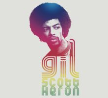 Gil Scott-Heron T-Shirt