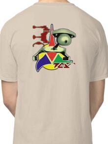 Battlecruiser D7 Back Classic T-Shirt