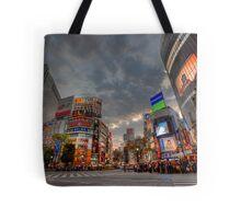 Shibuya • Tokyo • Japan Tote Bag