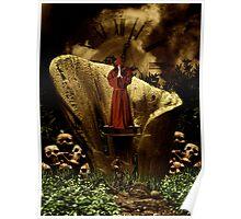 Prophet For The Dead Poster