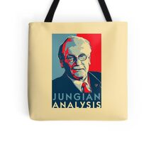 Carl Jung Psychology Tote Bag