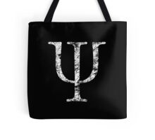 Psi for Psychology Tote Bag