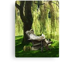 Jung Afternoon Canvas Print