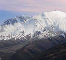 Mt. St. Helens, Washington  by Bob Hortman