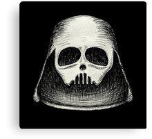 Death Vader Canvas Print