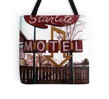 Starlite Motel Tote Bag