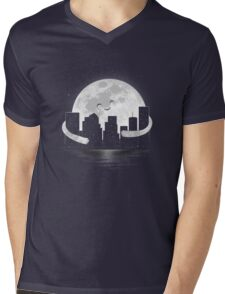 GoodNight Mens V-Neck T-Shirt