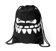 Dark Smile Drawstring Bag
