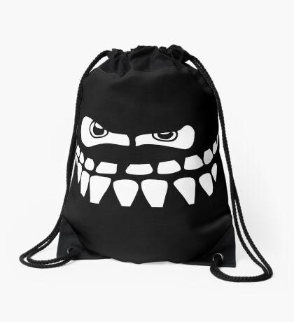 Dark Smile Drawstring Bag