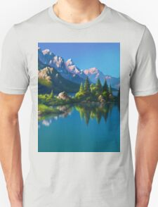 North America Landscape T-Shirt
