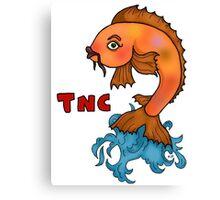 TNC- Carp Canvas Print