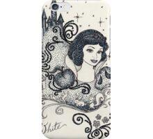 Iconic Snow White iPhone Case/Skin