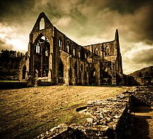 Nightmare at the Abbey by Geoff Hunter