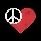 Peace & Love by carbine