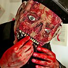 Flesh Eating Zombie by Danrphotography