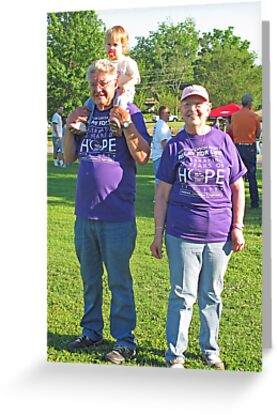 Relay For Life by Richard Lawry