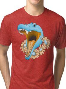Spino-Florist Tri-blend T-Shirt