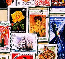 Stamp Collector by tvlgoddess