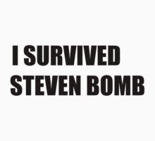 I Survived Steven Bomb by vogelchan2