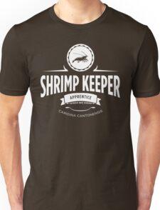 Shrimp Keeper - Apprentice Unisex T-Shirt