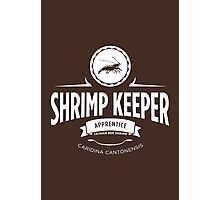 Shrimp Keeper - Apprentice Photographic Print