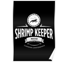 Shrimp Keeper - Master Poster