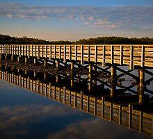 Weedon Island Fishing Pier by sawatts