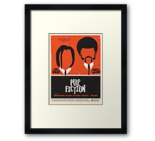 Pulp Brothers Framed Print
