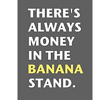 Banana Stand Photographic Print