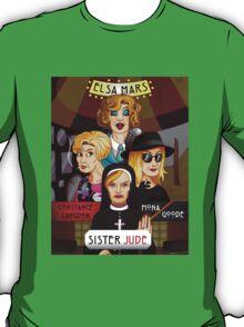 Jessica Lange Tribute T-Shirt