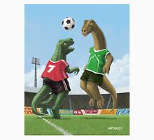 dinosaur football sport game T-Shirt
