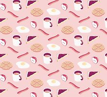 Pink Breakfast by amisi