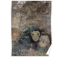 Howl's Moving Castle  Poster