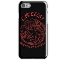 CATLEESI, MOTHER OF KITTENS iPhone Case/Skin