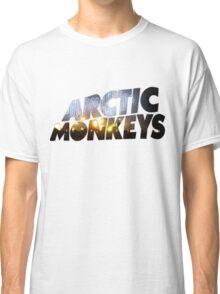 Arctic Monkeys - Concert Logo Classic T-Shirt