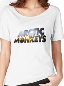 Arctic Monkeys - Concert Logo Women's Relaxed Fit T-Shirt