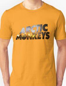 Arctic Monkeys - Concert Logo Unisex T-Shirt