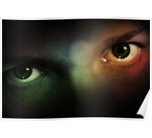 Insomniac Eyes Poster