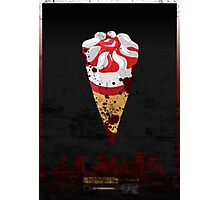 Cornetto Trilogy: Shaun of the Dead Photographic Print