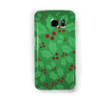 Jolly Holly Samsung Galaxy Case/Skin