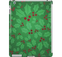 Jolly Holly iPad Case/Skin