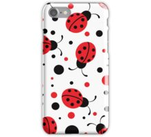 Ladybuggin' iPhone Case/Skin