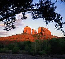 Cathedral Rock #12 by Mike Norton