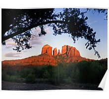 Cathedral Rock #12 Poster