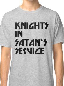 KISS - Knights In Satan's Service Classic T-Shirt