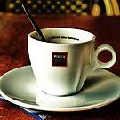 Morning coffee. by alyssa naccarella