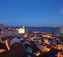 Magical Lisbon by Marie Carr