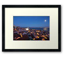 Magical Lisbon Framed Print